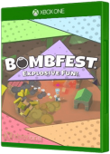 Bombfest Xbox One Cover Art
