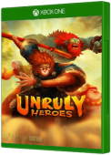Unruly Heroes Xbox One Cover Art