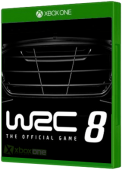 WRC 8 video game, Xbox One, xone