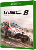 WRC 8 Xbox One Cover Art
