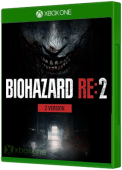 Biohazard RE: 2 Z Xbox One Cover Art