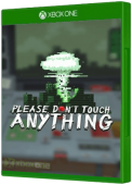 Please, Don't Touch Anything Xbox One Cover Art