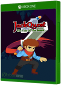 JackQuest: Tale of the Sword Xbox One Cover Art