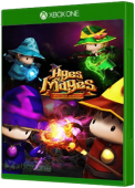 Ages of Mages: the last keeper Xbox One Cover Art