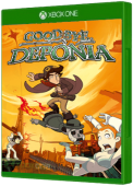 Goodbye Deponia Xbox One Cover Art