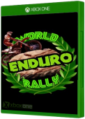 World Enduro Rally Xbox One Cover Art