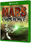 Mars Chaos Menace Xbox One Cover Art
