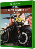 RIDE 3 - Supercustom Pack Xbox One Cover Art
