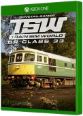 Train Sim World: BR Class 33 Xbox One Cover Art