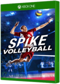 Spike Volleyball Xbox One Cover Art