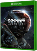 Mass Effect: Andromeda Xbox One Cover Art