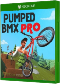 Pumped BMX Pro Xbox One Cover Art