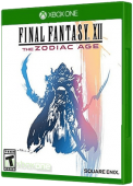 Final Fantasy XII: The Zodiac Age Xbox One Cover Art