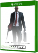 HITMAN Xbox One Cover Art