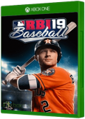 R.B.I. Baseball 19 Xbox One Cover Art