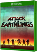 Attack of the Earthlings Xbox One Cover Art