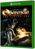 Operencia: The Stolen Sun Xbox One Cover Art