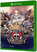 Skullgirls 2nd Encore Xbox One Cover Art