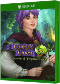 Queen's Quest 2: Stories of Forgotten Past Xbox One Cover Art