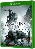 Assassin's Creed III Remastered Xbox One Cover Art