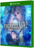 FINAL FANTASY X-2 Xbox One Cover Art