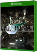 Final Fantasy VII Xbox One Cover Art
