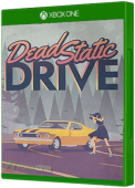 Dead Static Drive Xbox One Cover Art
