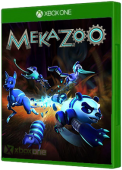 Mekazoo Xbox One Cover Art
