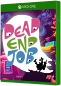 Dead End Job Xbox One Cover Art