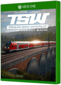 Train Sim World: Main Spessart Bahn Xbox One Cover Art
