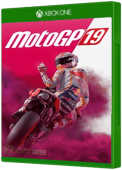 MotoGP 19 Xbox One Cover Art