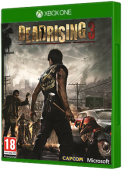 Dead Rising 3 Xbox One Cover Art