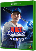 R.B.I. Baseball 15 Xbox One Cover Art