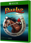 Phar Lap - Horse Racing Challenge Xbox One Cover Art