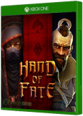 Hand of Fate Xbox One Cover Art