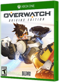 Overwatch: Origins Edition - Baptiste Xbox One Cover Art