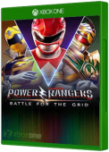 Power Rangers: Battle For The Grid Xbox One Cover Art