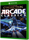 Arcade Classics Anniversary Collection Xbox One Cover Art