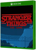 Stranger Things 3: The Game Xbox One Cover Art