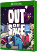 Out Of Space Xbox One Cover Art