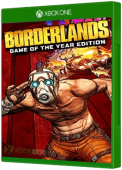 Borderlands: Game of the Year Edition Xbox One Cover Art