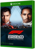 F1 2019 Xbox One Cover Art