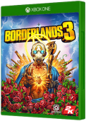 Borderlands 3 Xbox One Cover Art
