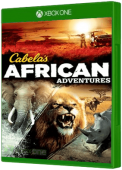 Cabela's African Adventures Xbox One Cover Art