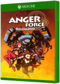 AngerForce: Reloaded Xbox One Cover Art