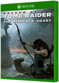 Shadow of the Tomb Raider: The Serpent's Heart Xbox One Cover Art