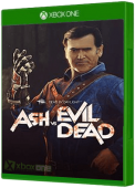 Dead by Daylight - Ash vs Evil Dead Xbox One Cover Art