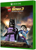 LEGO Batman 3: Beyond Gotham - Bizarro World Pack Xbox One Cover Art