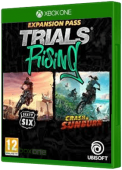 Trials Rising - Sixty Six Xbox One Cover Art