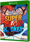 Super Blood Hockey Xbox One Cover Art